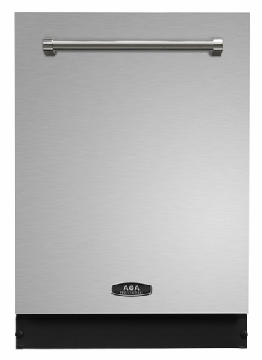 AMPROTTDWSS AGA Professional Dishwasher with Integrated Controls and Stainless Tub - Stainless Steel