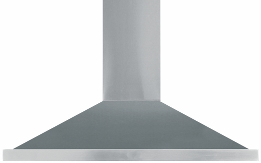 "AMCHD36SS AGA 36"" Wall Mount Vent Range Hood with Halogen Lighting and Adjustable Duct Covers - 600 CFM - Stainless Steel"