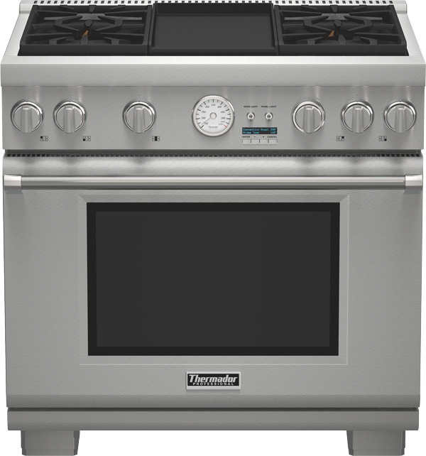 36 Electric Range >> Thermador 36 Electric Cooktop At Us Appliance