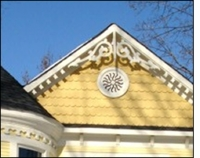 Usage Photos - Gable Decorations
