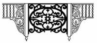 Usage Drawings - Fretwork Medallion