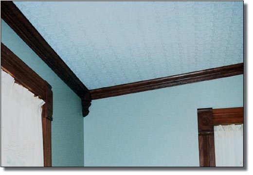 Crown Moulding Drops