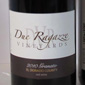 Due Ragazze Vineyards Red Blend El Dorado County