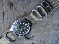 SPECIAL MODIFICATION OF WCT-5513 MZ HANDS AND DOMED CRYSTAL