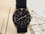 NEW M-16 Military Swiss Base tritium vials dial and hands