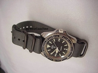 GREY RHINO strap for office or field - TOUGH - good looking