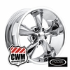 Foose F105 Legend One-Piece Chrome Classic Wheels Rims