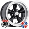 US Mags U106 Standard Black Aluminum Wheels Rims