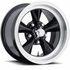 "15x8"" US Mags U106 Black wheels rims 5x4.50"" Ford lug-pattern 4.50"" backspace"