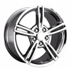 "18x9.5"" Chrome 2008 Corvette Replica Wheels Rims for Chevy Corvette C4 and C5"
