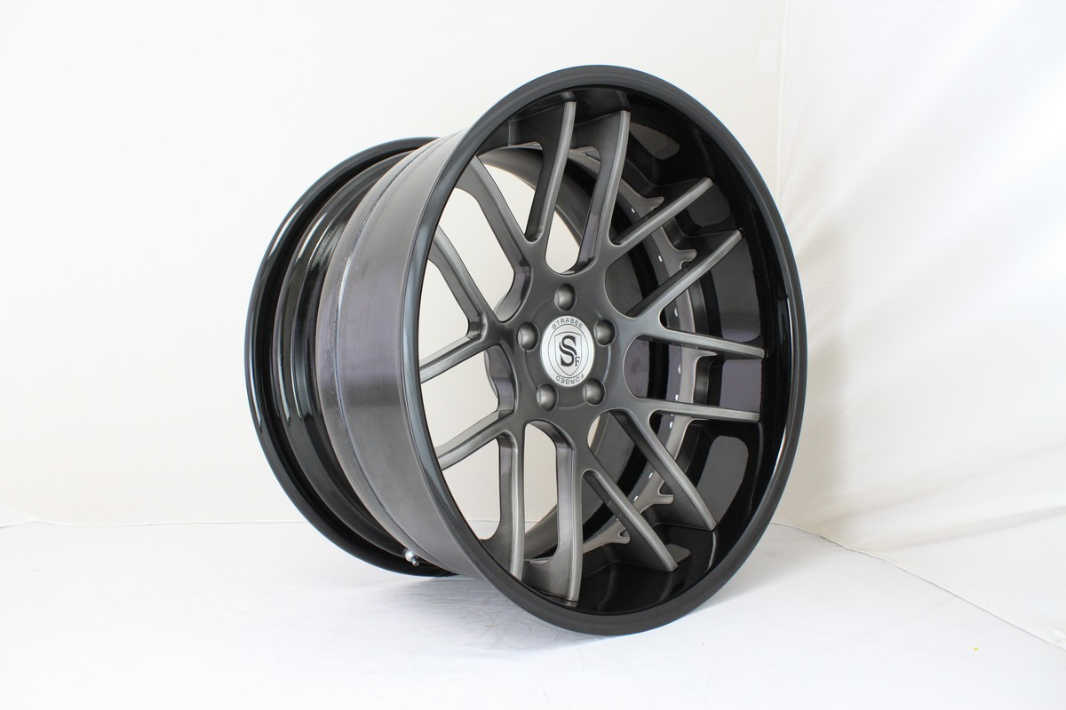 STRASSE FORGED SM7 CONCAVE HI-RESOLUTION GALLERY