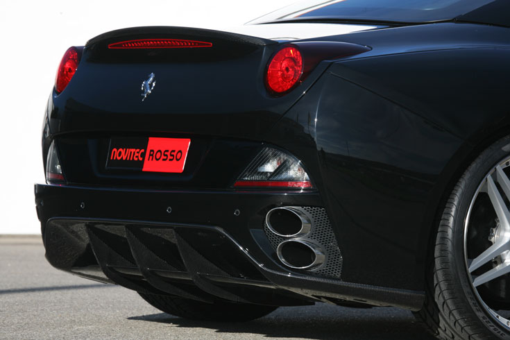 NOVITEC ROSSO CALIFORNIA PROGRAM
