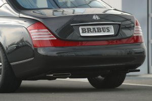BRABUS MAYBACH REAR