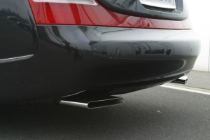 BRABUS MAYBACH EXHAUST