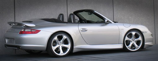 TECHART PROGRAM FOR 997 CABRIO