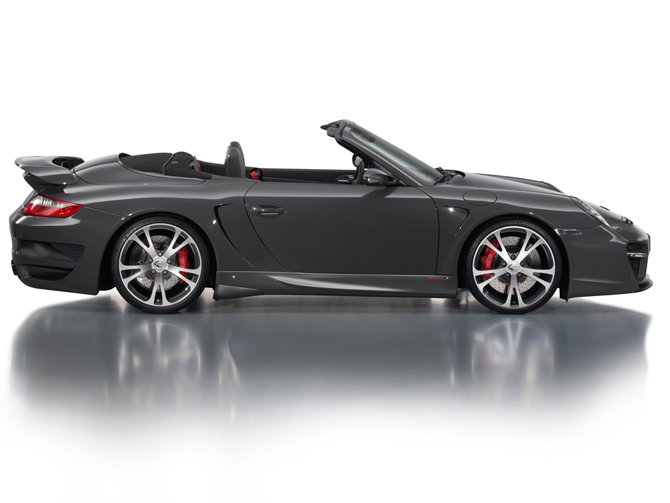 TECHART PROGRAM FOR 997 TURBO CABRIO: GT STREET