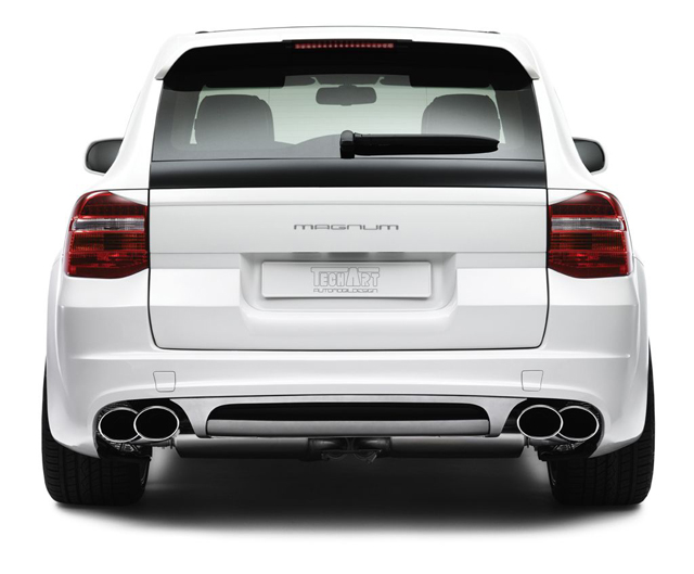 TECHART CAYENNE MAGNUM WIDEBODY ( FACELIFT )