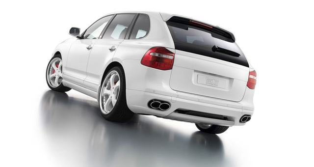 TECHART PROGRAM FOR THE CAYENNE, CAYENNE S, CAYENNE TURBO: AERO I