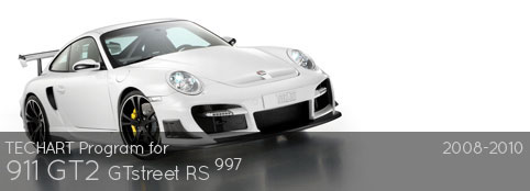 TECHART PROGRAM FOR 997 GT2: GT STREET RS