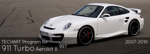 TECHART PROGRAM FOR 997 TURBO: TYPE II
