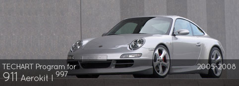 TECHART PROGRAM FOR 997