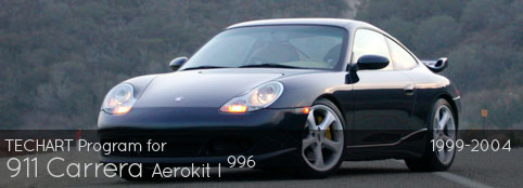 TECHART PROGRAM FOR 996