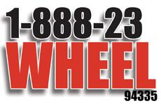 1.888.23.WHEEL(94335) ASANTI AUTHORIZED DEALER