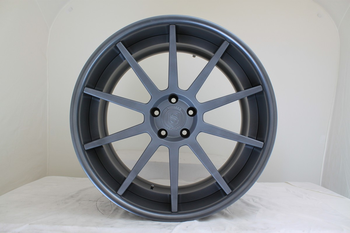STRASSE FORGED R10 CONCAVE HI-RESOLUTION GALLERY