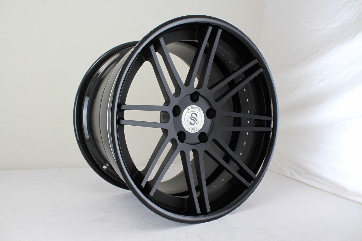 STRASSE FORGED S8 CONCAVE HI-RESOLUTION GALLERY