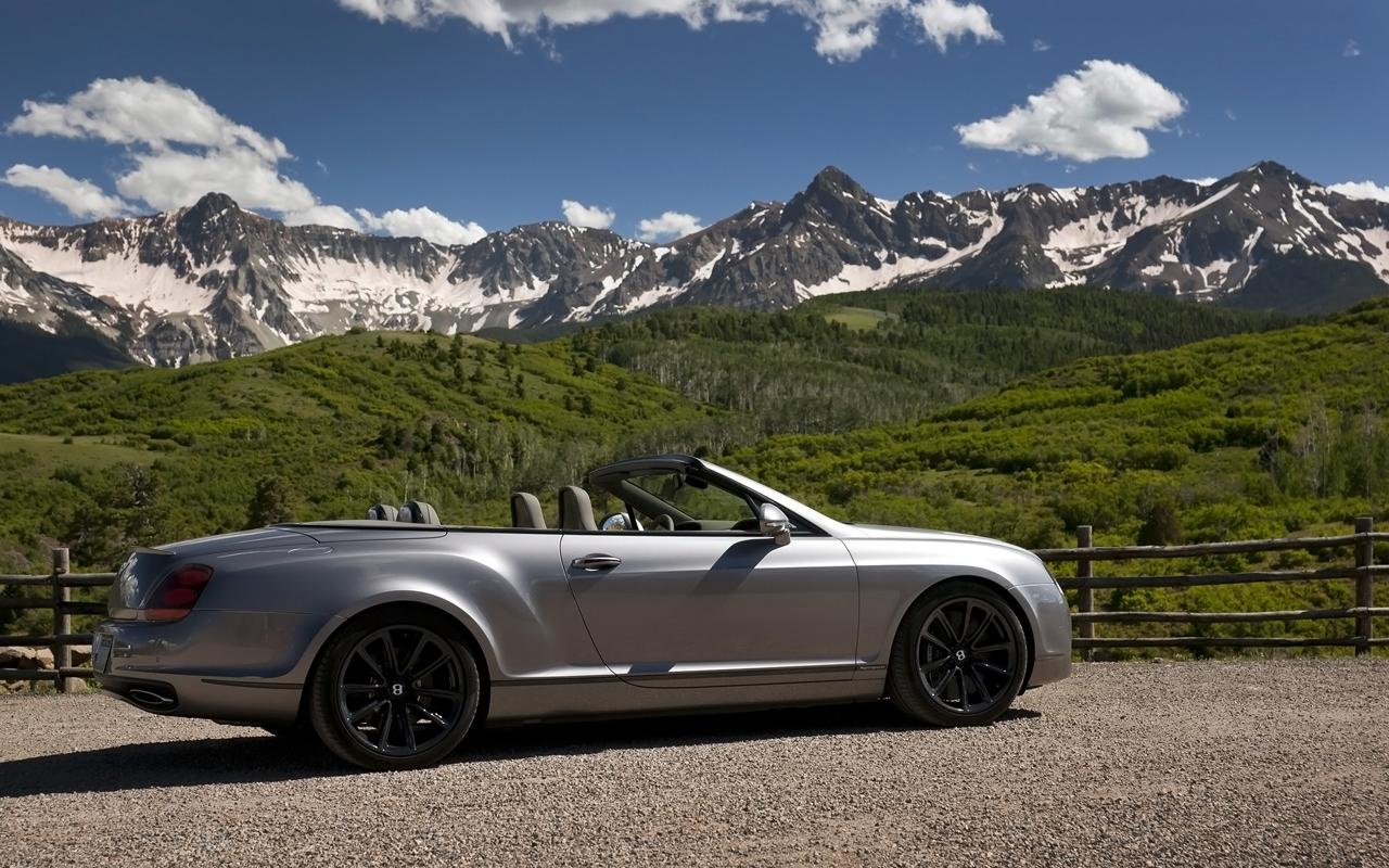 BENTLEY CONTINENTAL SUPERSPORTS CAB