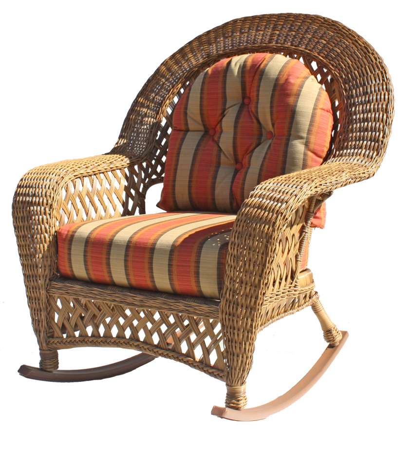 outdoor wicker rocker montauk collection. Black Bedroom Furniture Sets. Home Design Ideas