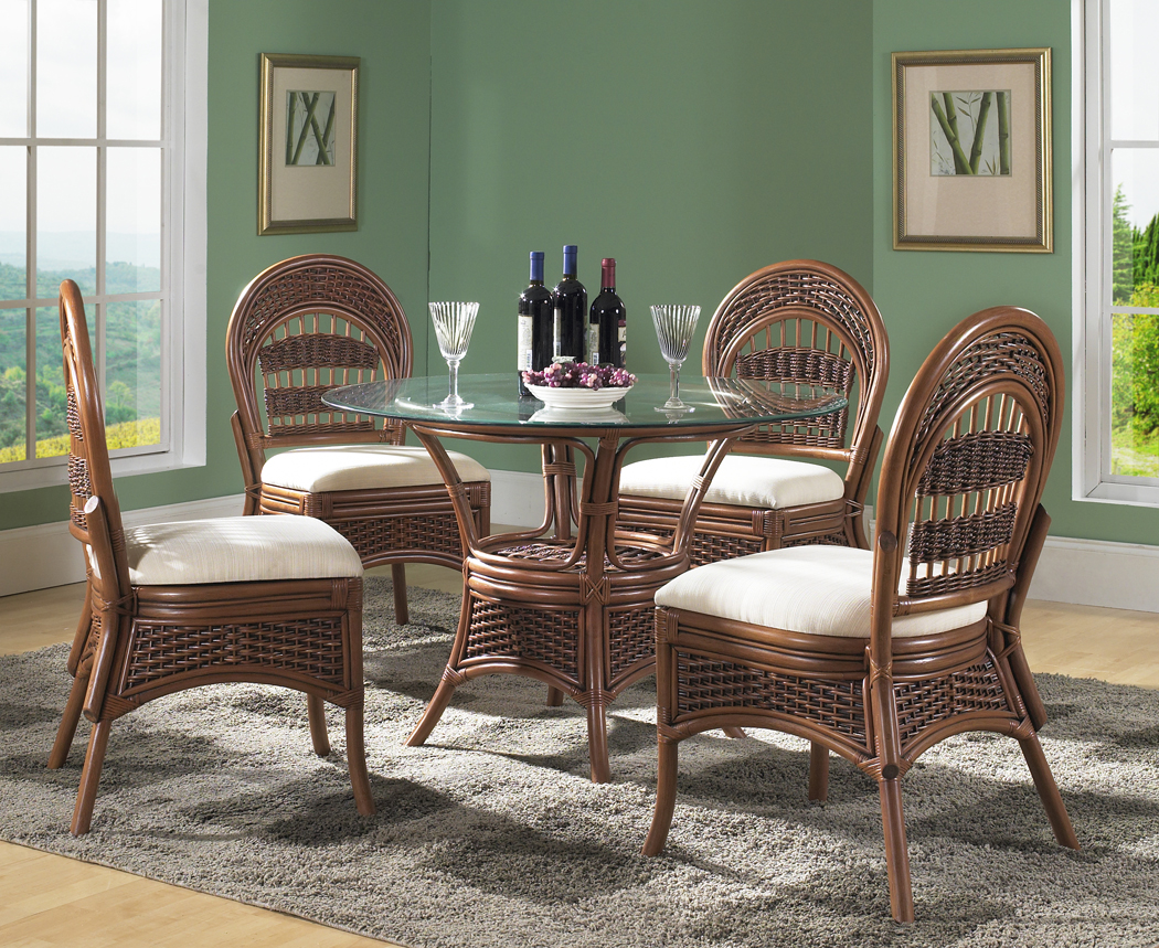 Rattan Dining Set Tigre Bay