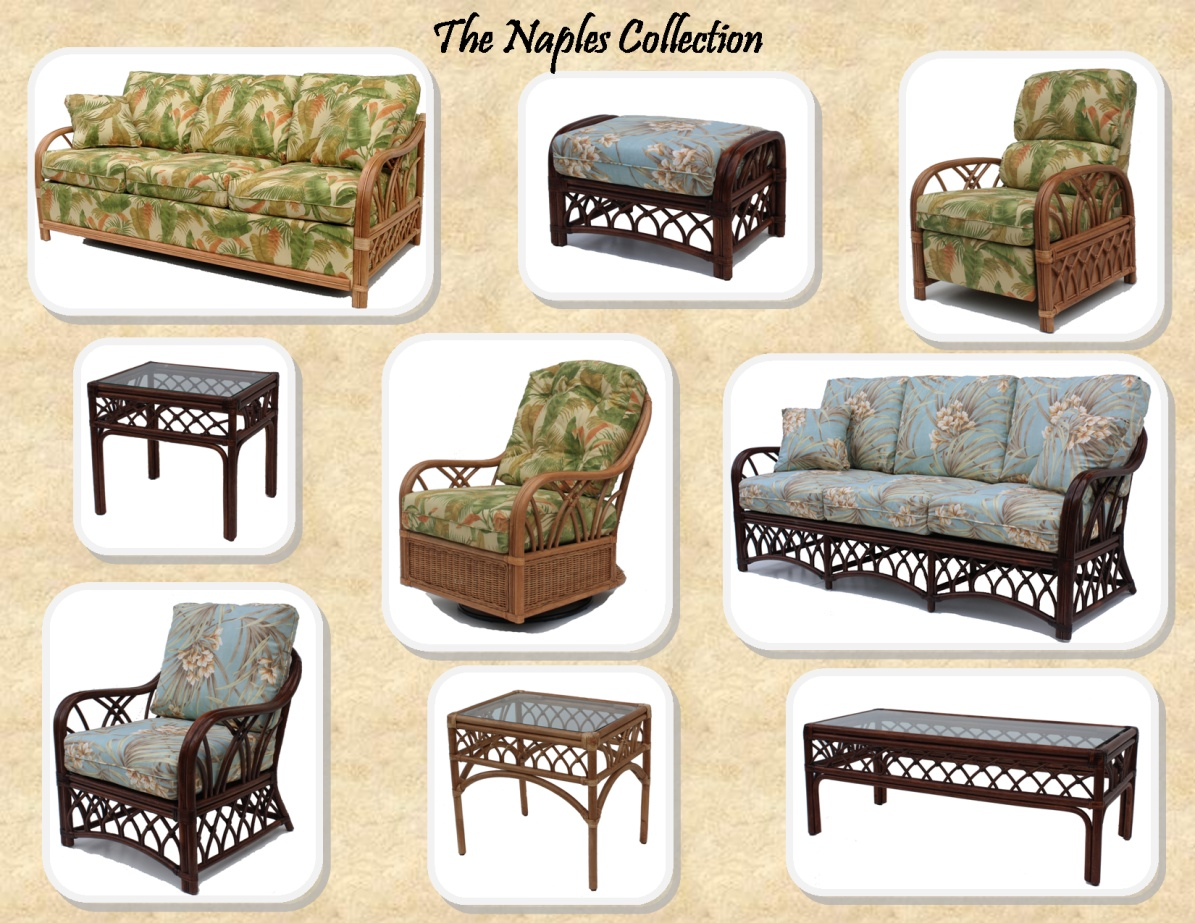 Rattan Furniture Naples Collection