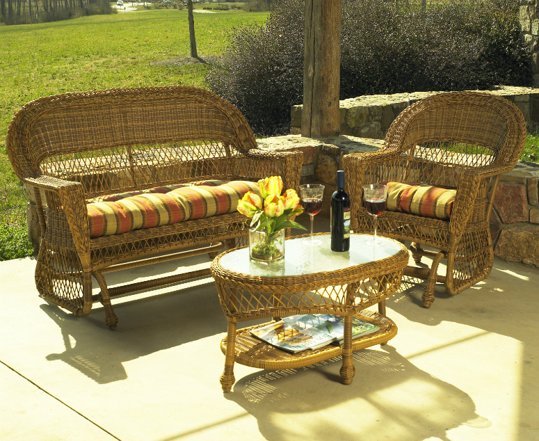 Wicker Porch Furniture | Wicker Paradise