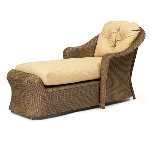 Outdoor Furniture Repair Deer Park Ny: Lloyd Flanders Reflections Chaise Lounge Replacement Cushions