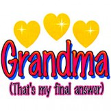 Grandma Final Answer