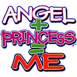 Angel + Princess = Me
