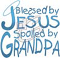 Blessed By Grandpa