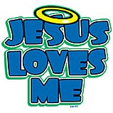Jesus Loves Me - Halo