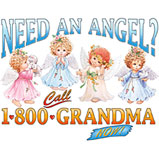 Need Angel 1-800 Grandma Now!