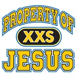 Property of XXS Jesus