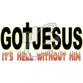Got Jesus - Hell Without
