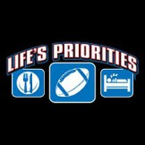 Life Priorities - Football