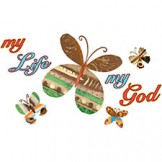 My Life My God - Butterflies
