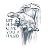 Let Him Give You A Hand