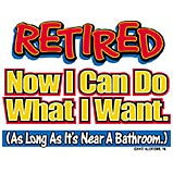 Retired Do What I Want