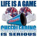 Life Is A Game - Cheerleading