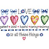 Love - All Of These Things
