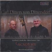 Leon Bosch: Dittersdorf Complete works for solo double bass