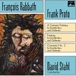 Francois Rabbath: Works for Double Bass and Orchestra
